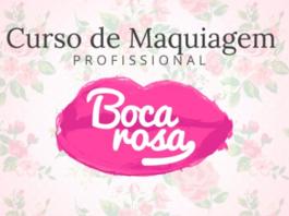 curso de maquiagem Boca Rosa
