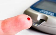 Diabetes: Inicial, Tipo 1, Tipo 2 e Gestacional.