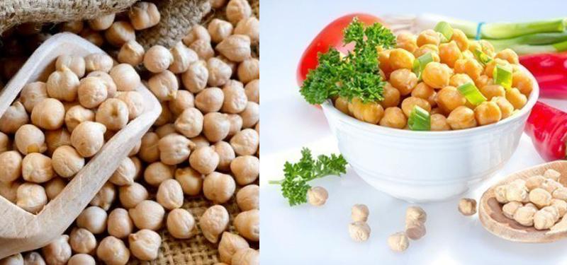 Grão de Bico: Benefícios, Nutrientes  e Calorias.