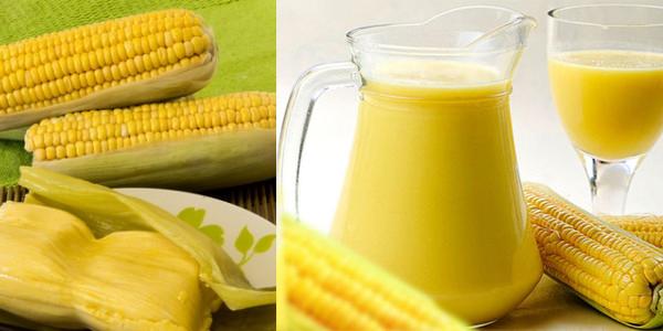 consumir o milho