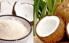 Farinha de Coco: Como Fazer, Benefícios e Receitas.