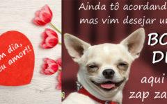 Imagens de Bom Dia: Para  Whatsapp, Facebook, Namorado, Amigos!