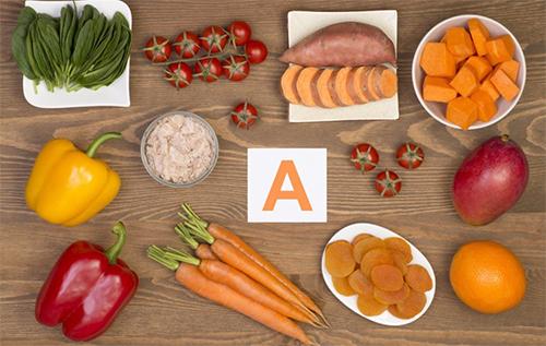 O que é Vitamina A