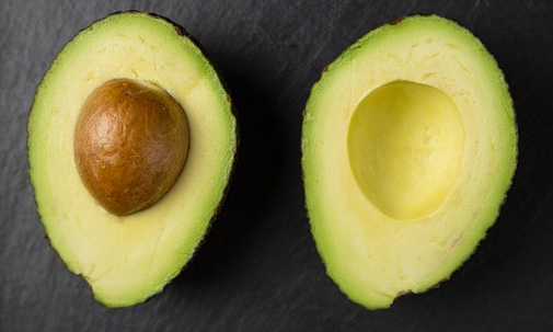 abacate origem