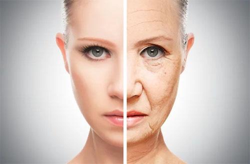 sintomas do envelhecimento
