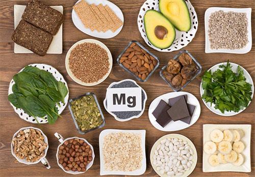 Alimentos com Magnésio