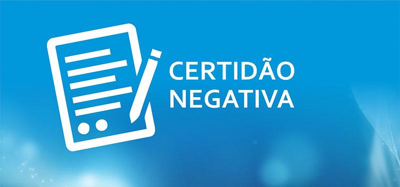 Certidão Negativa: O que é e Como Emitir.