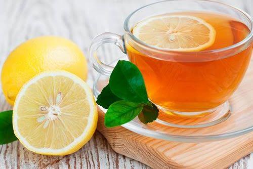 Chá de Folha de Laranja para bebê