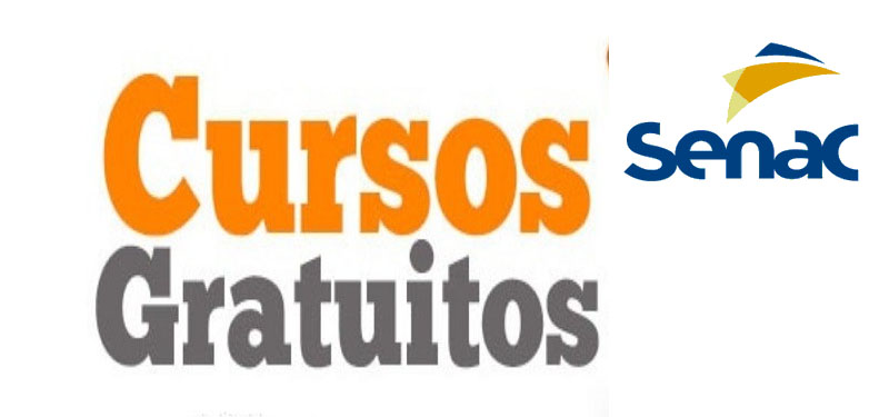 Cursos gratuitos do SENAC com certificado.