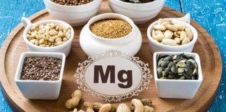 Magnésio Benefícios
