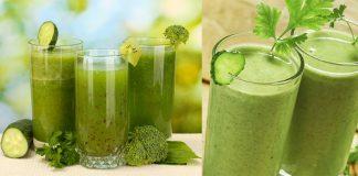 Mitos sobre o Suco Verde