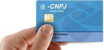 O que é o Cartão CNPJ