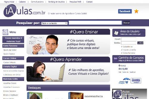 Portal iAulas