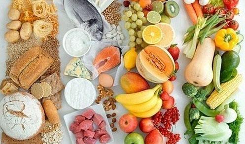 Sais minerais: Alimentos