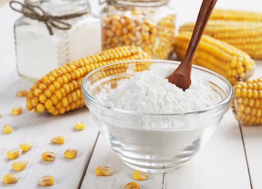 amido de milho como usar