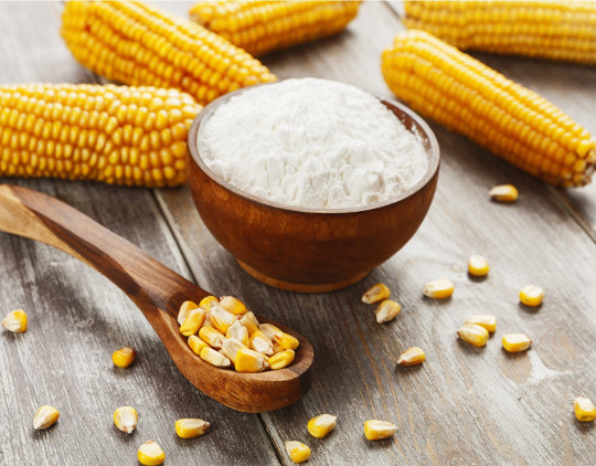 Amido de milho o que é