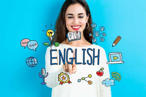 aula inglês online