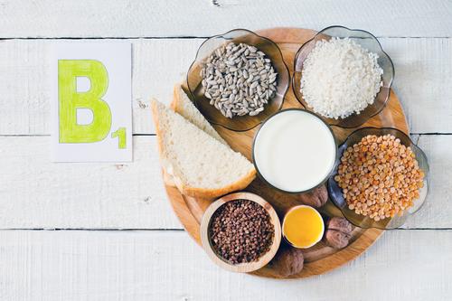 Alimentos com Vitamina B1