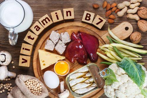 Alimentos que contêm biotina
