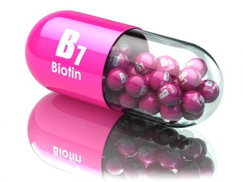 Biotina para que serve
