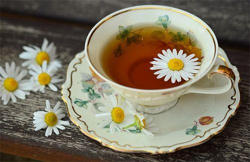 Chá de Camomila emagrece