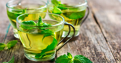 Chá de Hortelã Para Que Serve