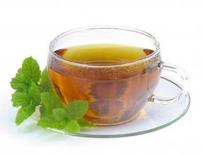 Chá de hortelã como fazer