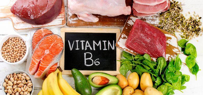 Piridoxina: Funções, Alimentos, Carência e Suplementação.