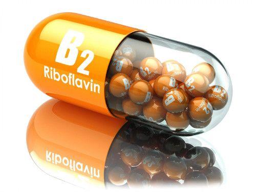 Vitamina B2 Função