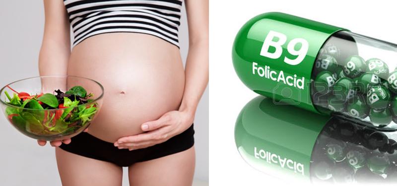 Vitamina b9 para que serve, Carência, Excesso e Benefícios.