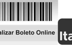 Atualizar Boleto Itaú, Vencido ou Emitir 2 via.