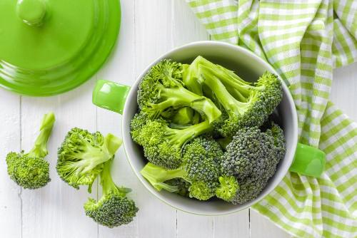 Benefícios do brócolis para que serve