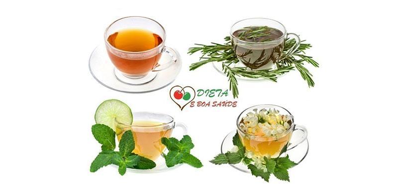 Chás calmantes: saiba quais são os melhores chás para acalmar!