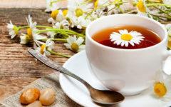 Chá de Camomila Para Que Serve e Como Fazer.