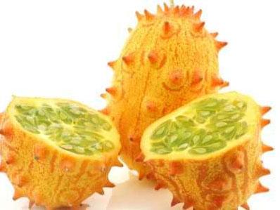 fruta exotica amarela