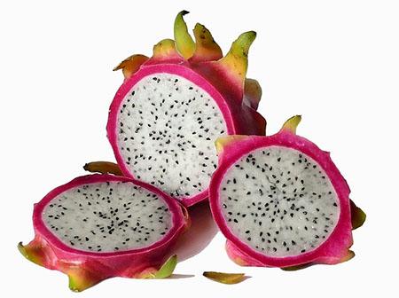 frutas exoticas pitaya