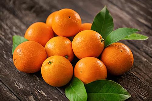 laranja e bom pra que