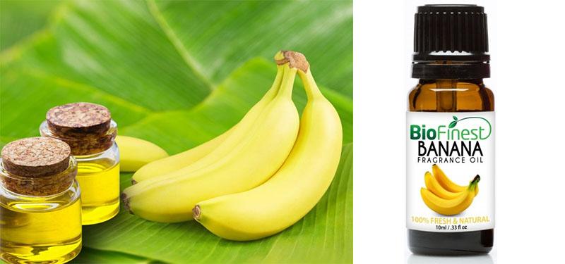 Óleo de Banana Para o Cabelo, Unhas, Pele e Mais.