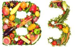 Vitamina b3: Alimentos, Função, Carência e Quantidade Diária.
