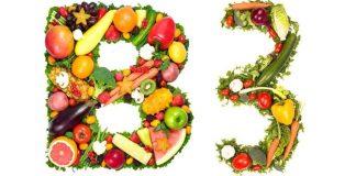 vitamina b3 fontes