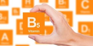 vitamina b5 beneficios