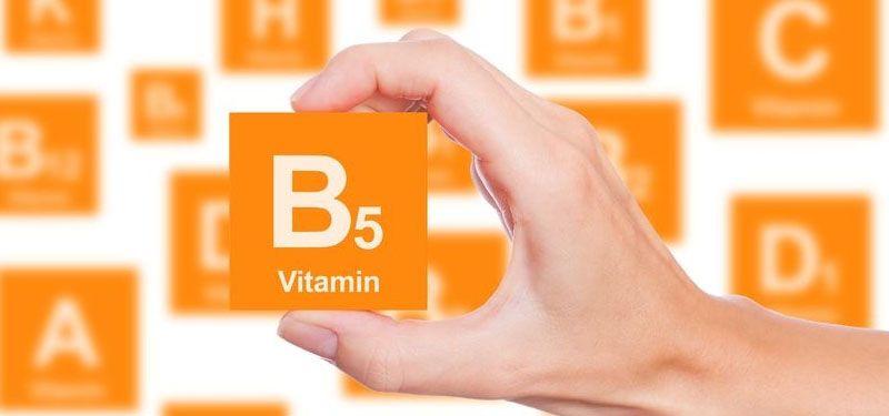 Vitamina b5: Alimentos, Benefícios e Para que serve.