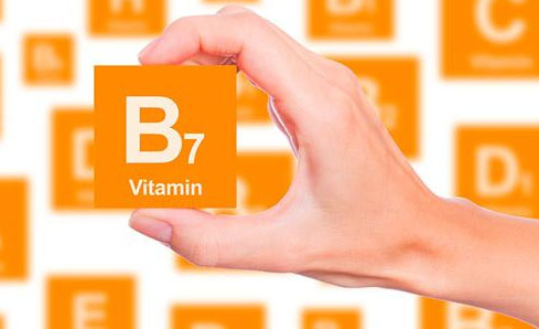 vitamina b7 beneficios