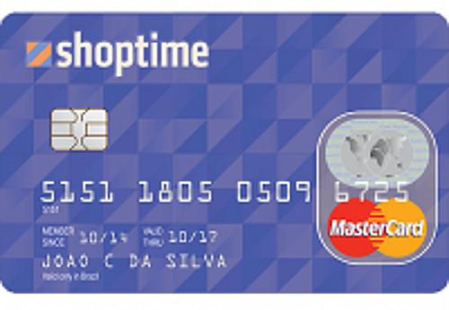 Cartão Shoptime MasterCard como funciona