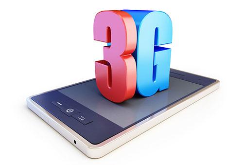 Tecnologia 3G e boa