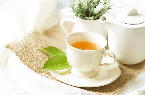 chá carqueja como preparar