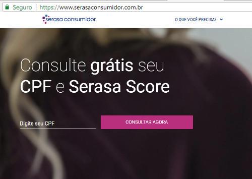 CPF consultar grátis