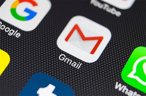 criar uma conta no Gmail