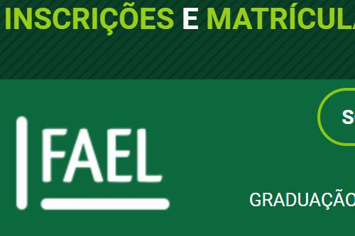 faculdade FAEL portal