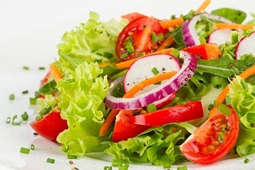 receitas de saladas simples